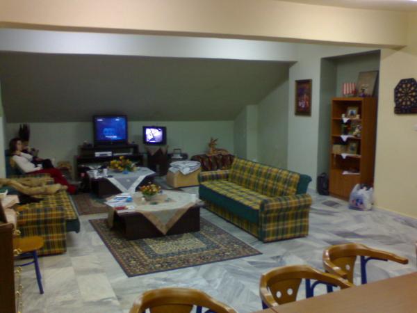 Εγκαταστάσεις και σίτιση στο Κέντρο Προστασίας Ανηλίκων ΡΟΜ