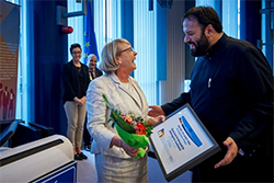Ελληνική διάκριση στα βραβεία της Κοινωνίας των Πολιτών 2014