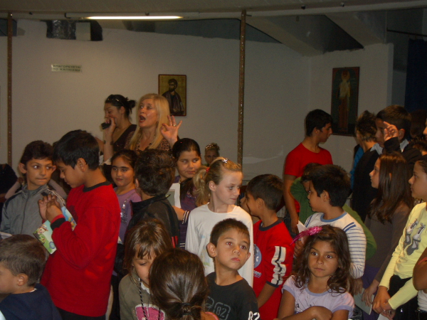 Έκδοση ατομικών δελτίων υγείας στα παιδιά του Κέντρου Προστασίας ΡΟΜ από την Ελληνική Εταιρία Κοινωνικής Παιδιατρικής.