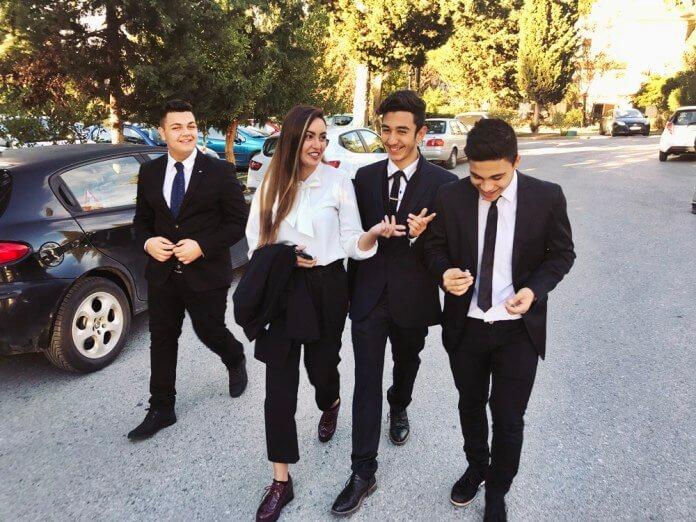 Read more about the article Οι μαθητές της Θεσσαλονίκης γίνονται μέλη ΟΗΕ για ένα διήμερο