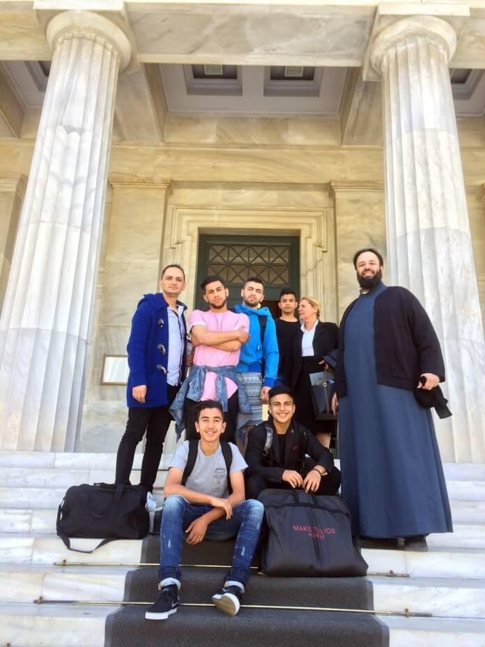 Η Βουλή των Ελλήνων γιορτάζει την Παγκόσμια Ημέρα Ρομά