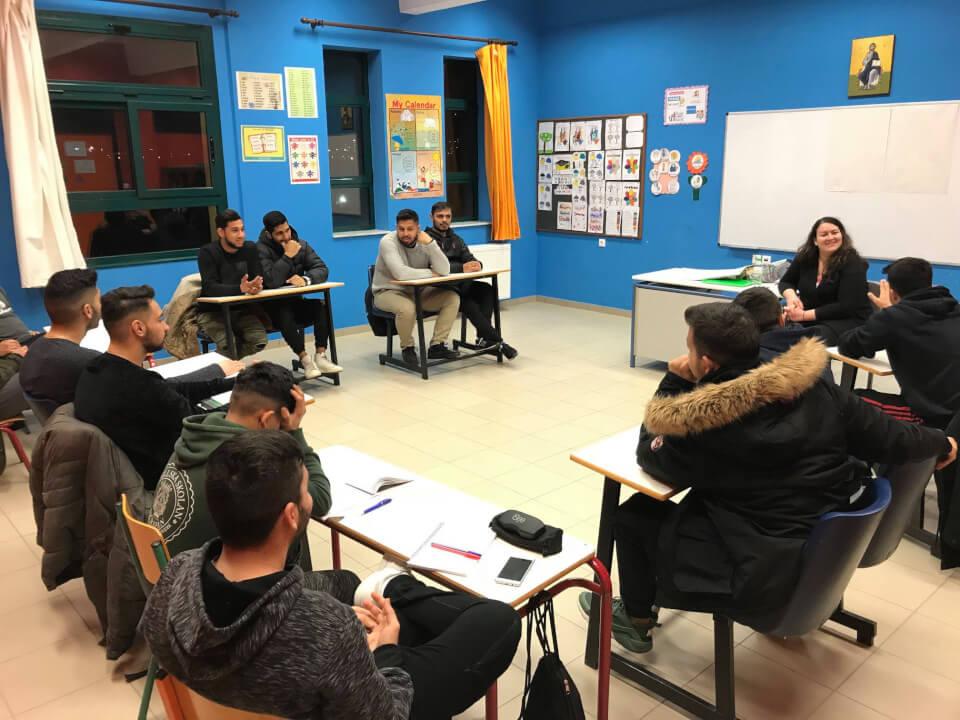 Life Skills: Workshops for schools