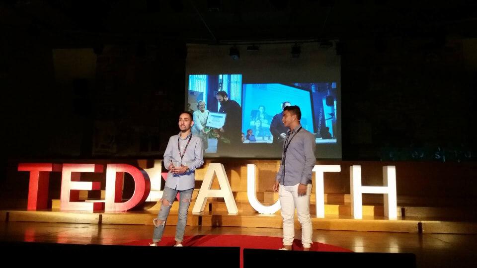 You are currently viewing Η συμμετοχή του Φάρου του κόσμου στο TEDxAUTH