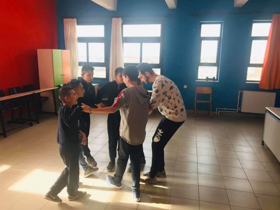 Μαθήματα Capoeira