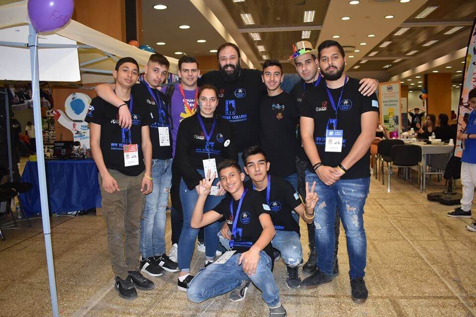 FAROS TOU KOSMOU FLL 2019 Robotics Dream