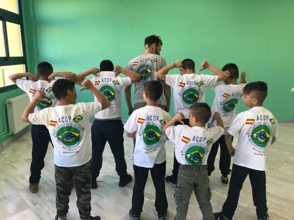 Capoeira Team