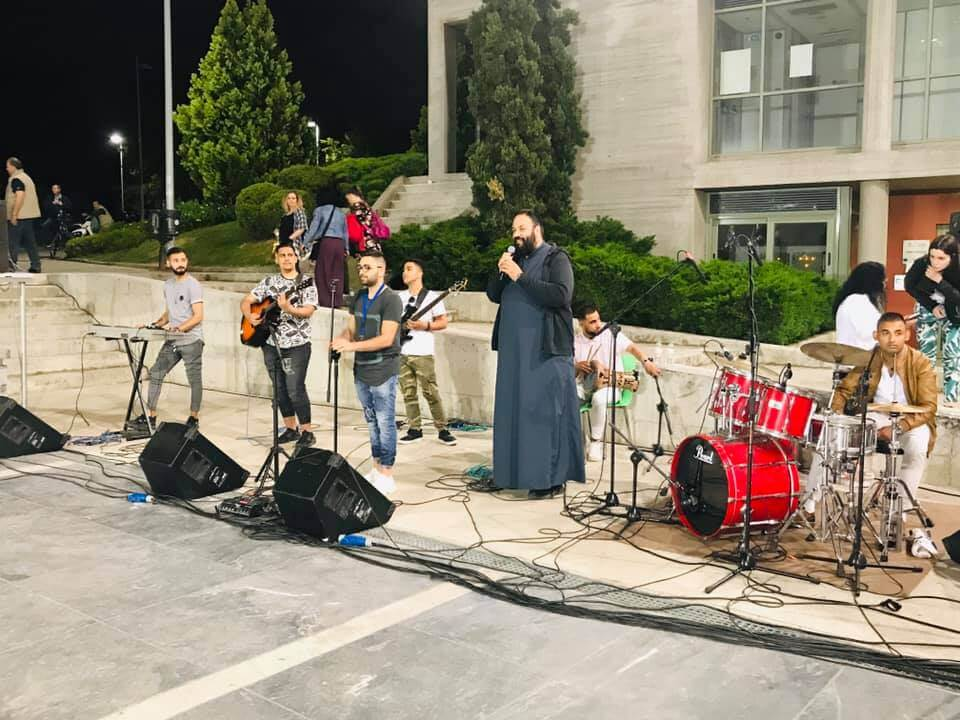 Συναυλία του Φάρου του κόσμου στην 7η γιορτή πολυγλωσσίας